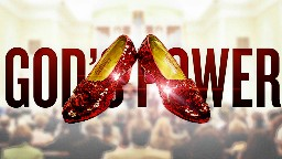 View article Miles Mcpherson: God's Power And Our Ruby Slippers
