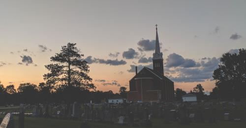 View article Preaching A Funeral? 4 Shoulds And 2 You'd Better Nots