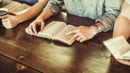 View article How Do We (Or Should We) Motivate Our People To Read The Bible?