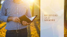 View article Preaching To Believers--And Seekers