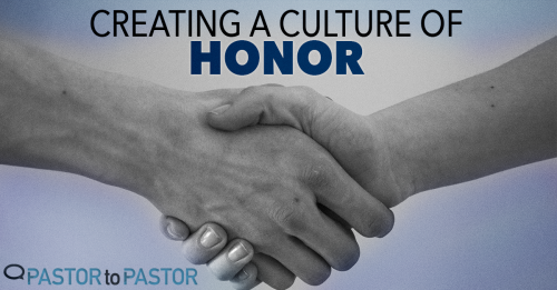 View article Crafting A Culture Of Honor