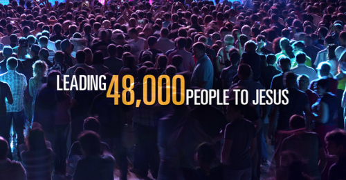 View article How To Lead 48,000 People To Jesus