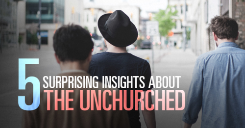 View article Five Surprising Insights About The Unchurched