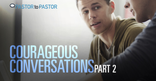 View article Courageous Conversations - Part 2