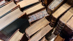 View article Theology Can Blind You To God