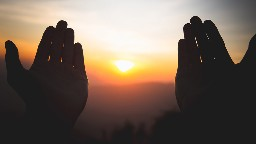 View article The Silence Of God (Psalm 13)