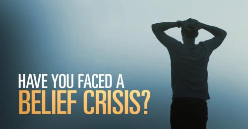 View article The Leader's Crisis Of Belief