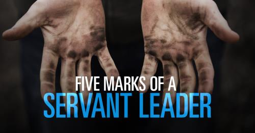 View article Five Marks Of A Servant Leader