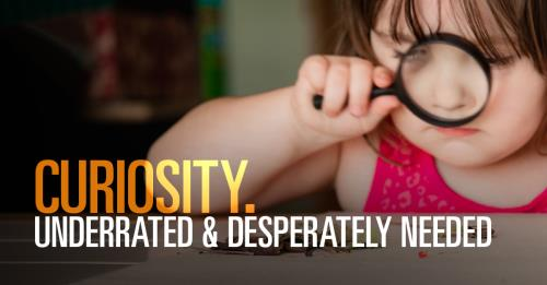 View article The Overlooked, Underrated, Desperately Needed Virtue Of Curiosity