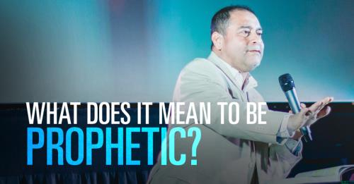 View article What Does It Mean To Be A Prophetic Church