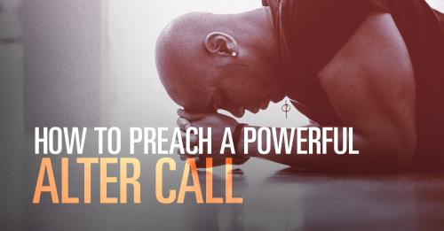 View article How To Preach A Powerful Altar Call This Easter