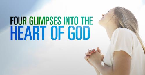 View article Have Mercy On Me: Four Glimpses Into The Heart Of God