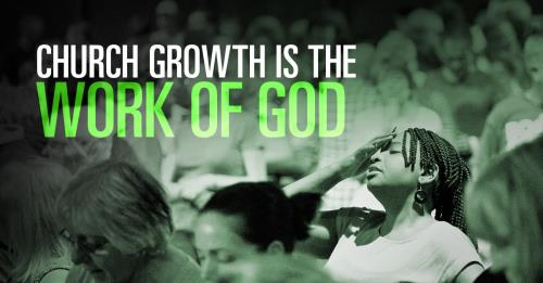 View article Church Growth And The Work Of God