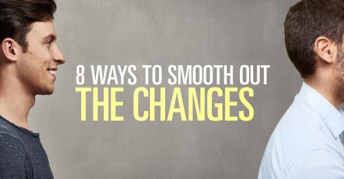 View article 8 Ways To Make Church Change Run Smoother