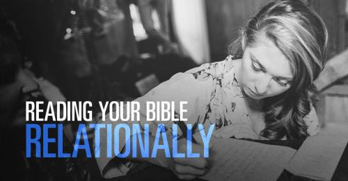 View article Reading Your Bible Relationally