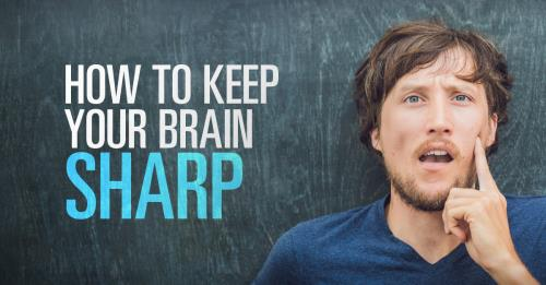 View article How To Keep Your Brain Sharp