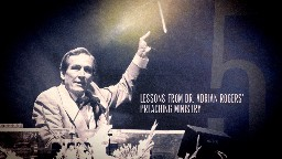 View article Top 5 Lessons From Dr. Adrian Rogers' Preaching Ministry