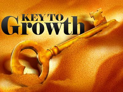 media Key To  Growth