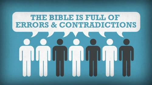 media The Bible Is Full Of Errors