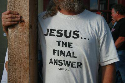 media Jesus Final Answer