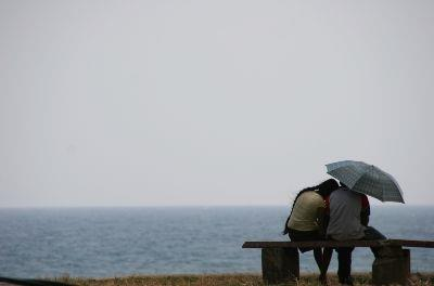 view the Image Togetherness Rain