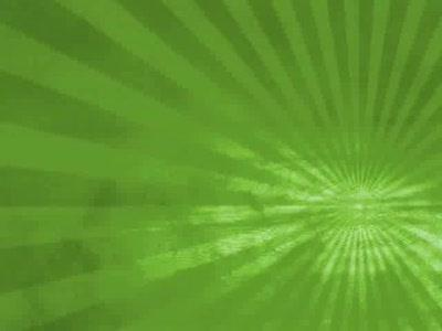 view the Motion Background Dusty Rays - Green