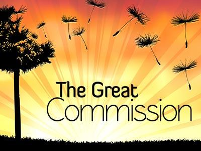 media The Great Commission