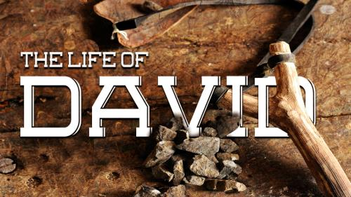 view the PowerPoint Template Life Of David