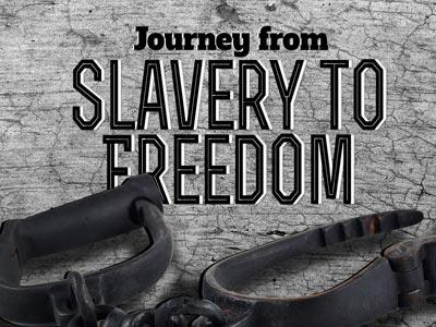 view the PowerPoint Template From Slavery To Freedom