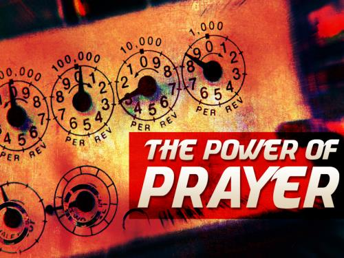 media Power Of Prayer