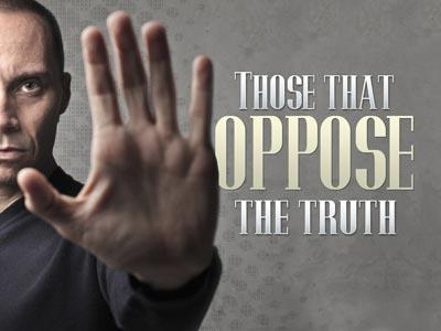 media Those That Oppose The Truth