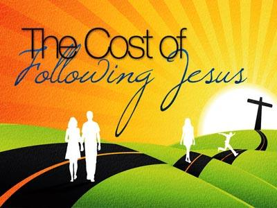 media The Cost Of Following Jesus