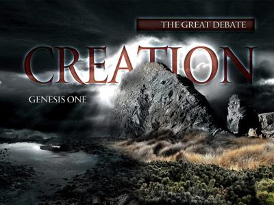 media The Creation Debate