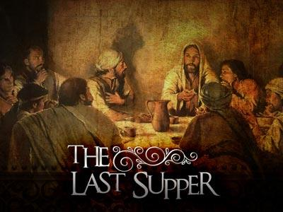 media The Last Supper