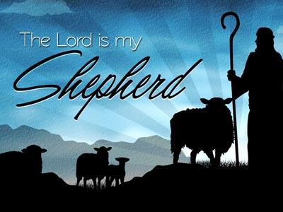 media The Lord Is My Shepherd