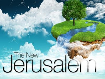 media The New Jerusalem