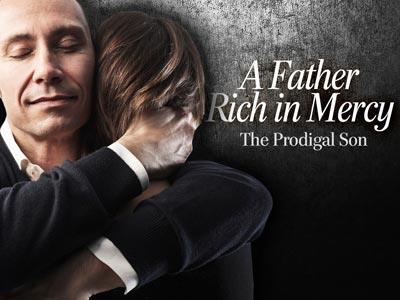 view the PowerPoint Template A  Father  Rich In  Mercy