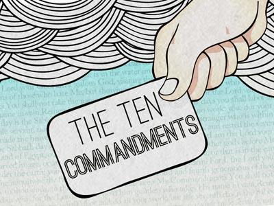 media The Ten Commandments