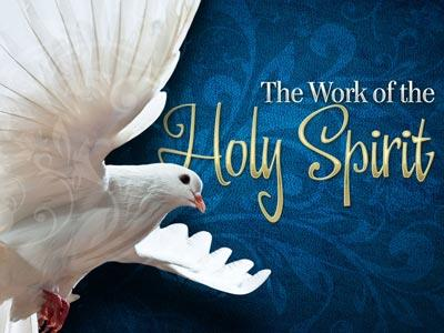 media The Work Of The Holy Spirit