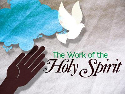 media Work Of The Holy Spirit