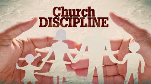 media Church Discipline