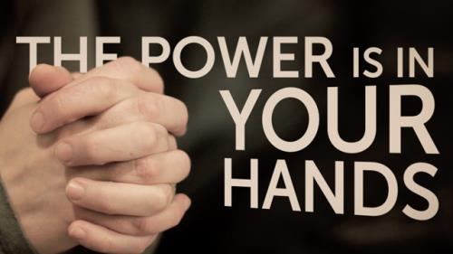 media The Power Is In Your Hands