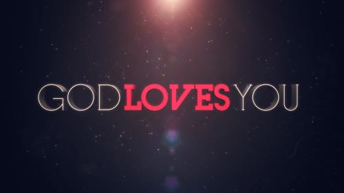 media God Loves You Worship Intro