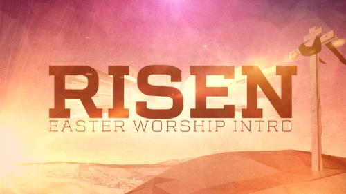 media Risen Worship Intro