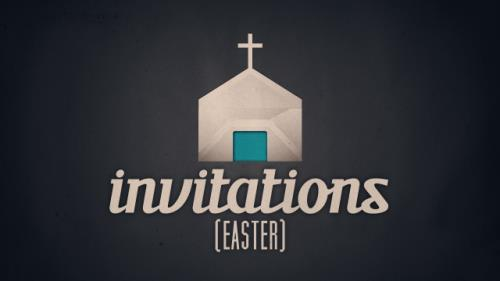 media Invitations (Easter)