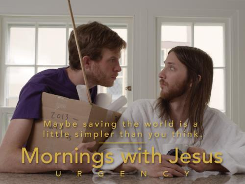 media Mornings With Jesus: Urgency