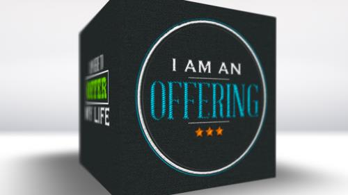 media I Am An Offering Worship Intro