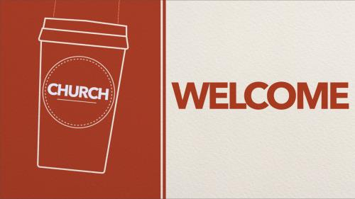 media Church Welcome