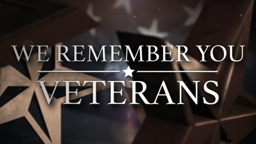 media We Remember You (Veterans Day)
