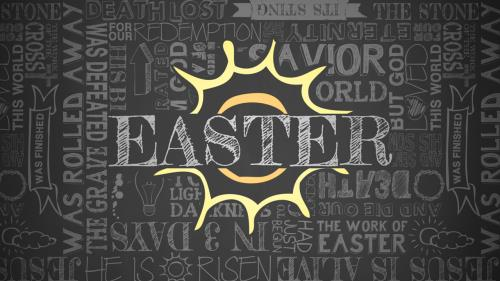 media Easter: He Is Risen